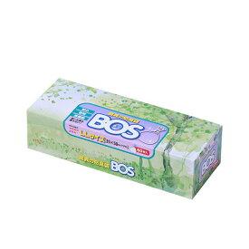 驚異の防臭袋BOS箱型(LLサイズ60枚入) 関東当日便
