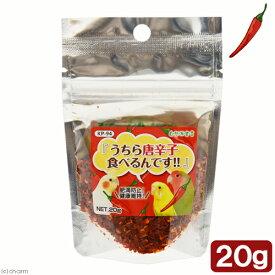 黒瀬ペットフード 自然派宣言 うちら唐辛子食べるんです 20g 関東当日便
