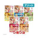 アソート キャネット キャンディーパウチ プリッと仕立て 48g 5種各1袋 猫 おやつ 関東当日便