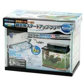 水作 観賞魚スタートアップセット フリー 6点セット お一人様5点限り 関東当日便
