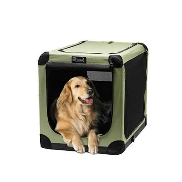 同梱不可・中型便手数料 ソフクレート n2 XXL 大型犬用 犬 キャリーバッグ クレート(41kgまで) 才数200