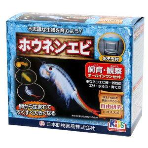 日本動物薬品ニチドウホウネンエビ飼育観察セット【HLS_DU】関東当日便
