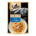 シーバ アミューズ お魚の贅沢スープ まぐろ、かつお節添え 40g 12袋入り 関東当日便