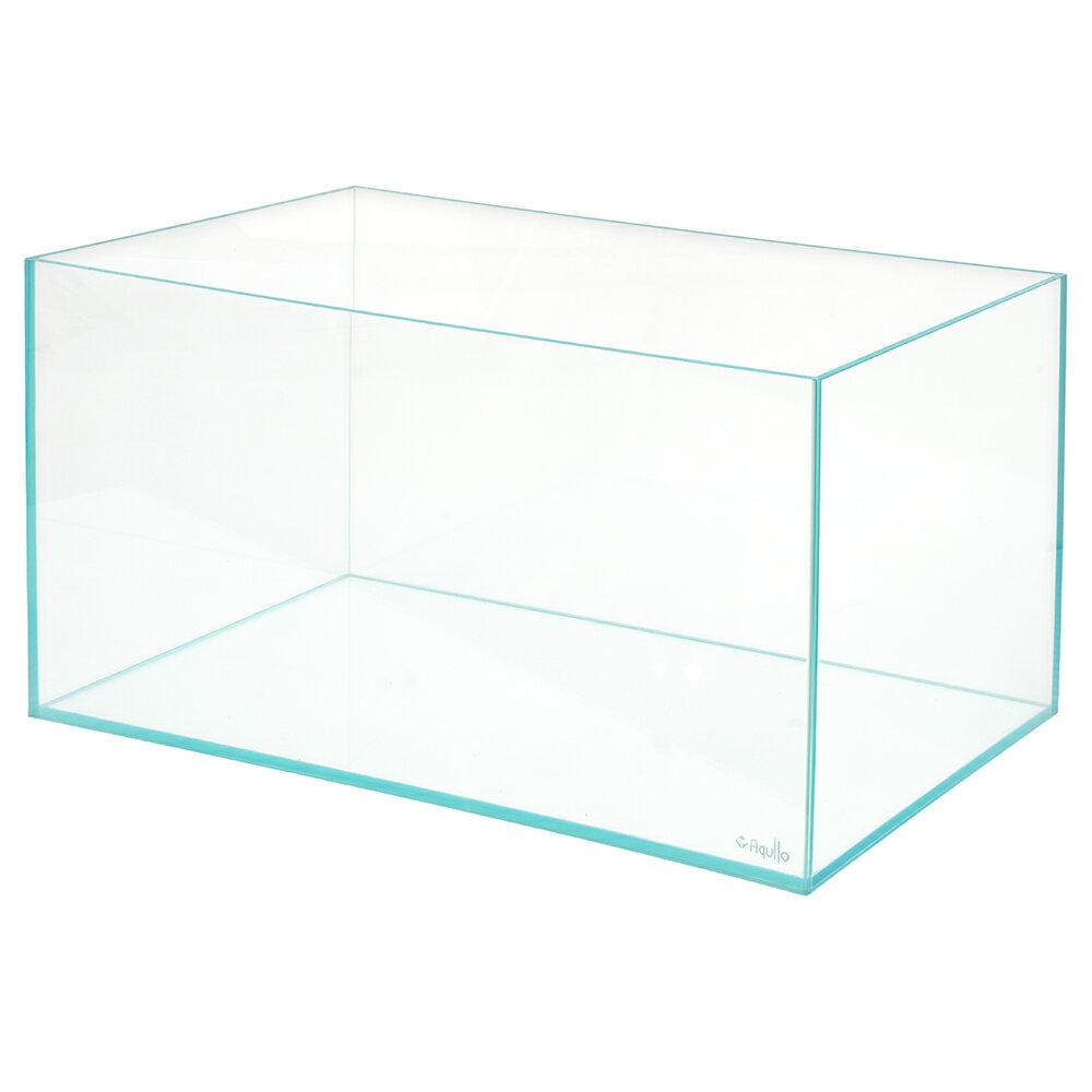 (大型)90cm水槽(単体)クロスカット スーパークリア アクロ90X(90×45×45cm)Xcut オールガラス 別途大型手数料・同梱不可・代引不可【HLS_DU】