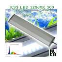 興和 KSS LED 12000K 300 30〜45cm水槽用照明 ライト 熱帯魚 沖縄別途送料 アクアリウムライト 関東当日便