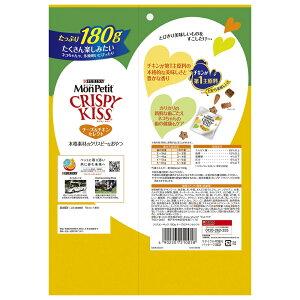 モンプチクリスピーキッスチーズ&チキンセレクト180g(3g×60袋入り)【HLS_DU】関東当日便