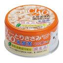 いなば CIAO 乳酸菌 とりささみ ほたてだし仕立て 85g 24缶入り 関東当日便