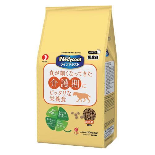 メディコート ライフアシスト 介護期用 600g(100g×6袋) 介護期 成犬 高齢犬 関東当日便