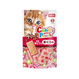 キャネット キャンディーパウチ プリッと仕立て 国産若どり&まぐろ味 48g 猫 おやつ 関東当日便
