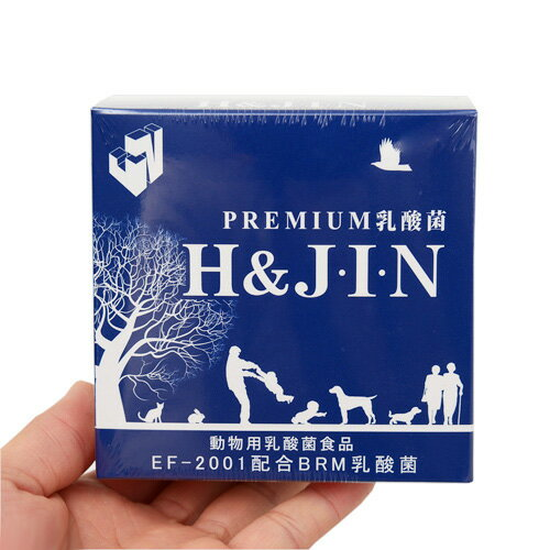 動物用 Premium 乳酸菌 H & J・I・N 30包 JIN 関東当日便