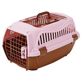ペティオ 2ドア スマイルキャリー ピンク M 関東当日便