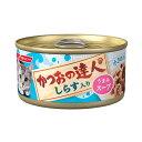 日清 かつおの達人 しらす入り うまみスープ 80g 2缶入り 関東当日便