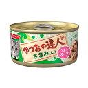 日清 かつおの達人 ささみ入り うまみスープ 80g 2缶入り 関東当日便
