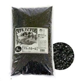 シンセー 観賞魚用底砂 ブラックホール 8kg お一人様2点限り 関東当日便