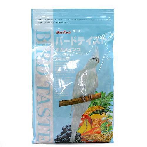 NPF バードテイスト オカメインコ 1.1kg 鳥 フード 餌 えさ 関東当日便