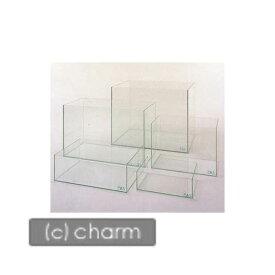 □メーカー直送 GLASIA カウンター GL−900C(90×30×30cm)(6mm)クリアシリコン 90cm水槽 同梱不可 別途送料