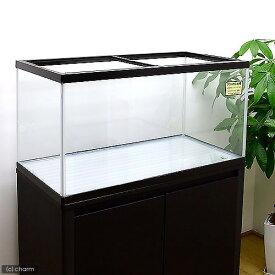 同梱不可・中型便手数料 90cm水槽 ニュークリスタル・カラフル水槽(90×45×45cm)(単体)才数200