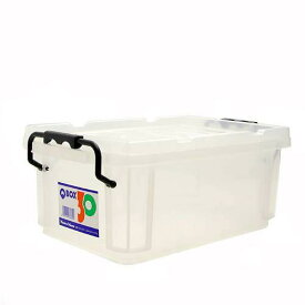 QBOX−30 (340×220×140mm) 1個 クワガタ カブトムシ 飼育ケース コンテナ ボックス 産卵 ブリード 関東当日便