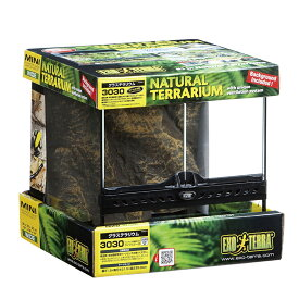 GEX エキゾテラ グラステラリウム 3030 爬虫類 飼育 ケージ ガラスケージ お一人様2点限り 沖縄別途送料 関東当日便