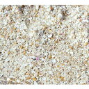 (海水魚 サンゴ砂)バクテリア付き ライブアラゴナイトサンド(約1L) 海水水槽用底砂