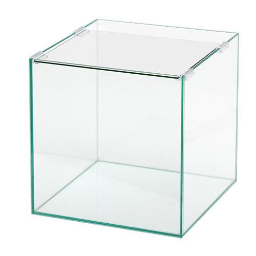 30cmキューブ水槽(単体)アクロ30Nキューブ(30×30×30cm) オールガラス水槽Aqullo アクアリウム用品 お一人様1点限り 関東当日便