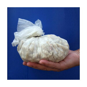 C.P.Farm直送(海水魚ろ材)バクテリア着き熟成ろ材XLサイズ6リットル(0.5個口相当)別途送料