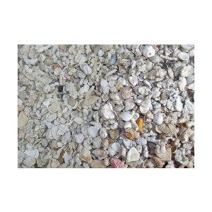 C.P.Farm直送ライブクラッシュコーラル・シェルピース10kg(約8L)バクテリア付きサンゴ砂・貝殻ミックス(0.45個口相当)別途送料