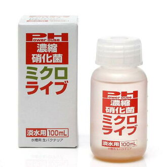100 ml (red) of bacteria tropical fish admiration fish Kanto flight for the powerhouse concentration nitrobacteria micro live fresh water on that day