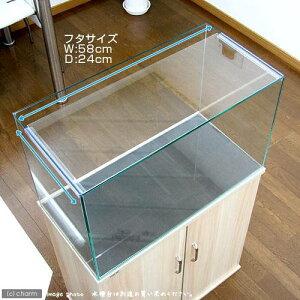オールガラス水槽アクロ60(60×30×36cm)(単体)●