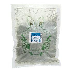 カナダ産チモシー 1番刈 ダブルプレス(チャック袋) 500g 牧草 うさぎ 小動物 お一人様7点限り 関東当日便
