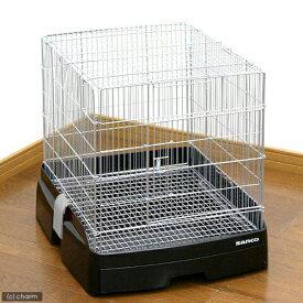 三晃商会 SANKO イージーホーム40 BK(43.5×50×46cm)小動物 ケージ 関東当日便