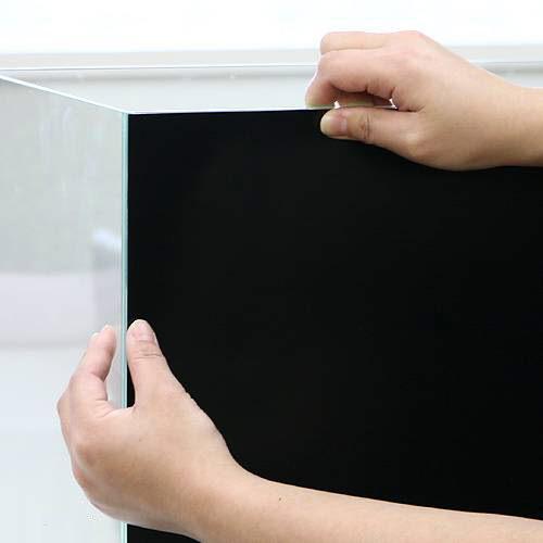 バックスクリーン ARTI(アルティ)60 ジェットブラック(65×50cm) 関東当日便