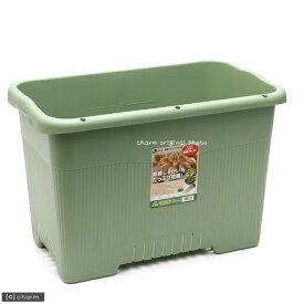 リッチェル 菜園上手 ジャンボ65型(グリーン)家庭菜園 園芸 野菜 同梱不可 関東当日便
