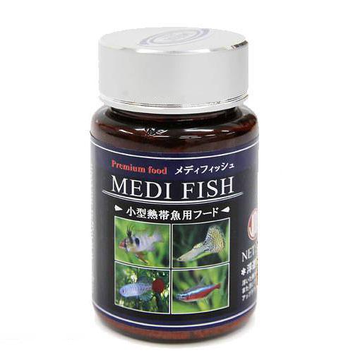 日本動物薬品 ニチドウ プレミアムフード メディフィッシュ 30g 熱帯魚 餌 エサ 関東当日便