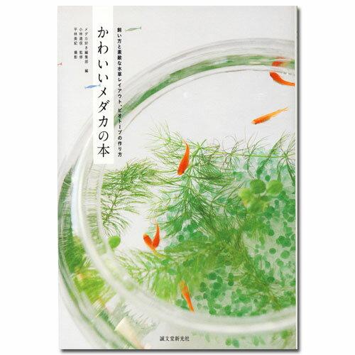 かわいいメダカの本 飼い方と素敵な水草レイアウト、ビオトープの作りかた 関東当日便