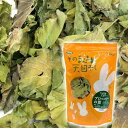 川井 KAWAI そのまんま天日干しブロッコリーの葉 (30g内外) うさぎ おやつ 関東当日便