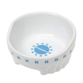 ドギーマン すべり止め付 便利なクローバー陶製食器 SS 関東当日便