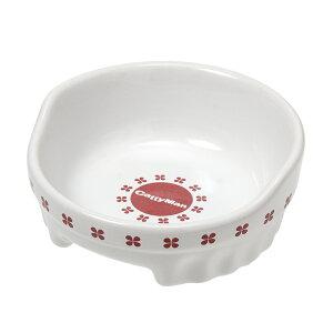 すべり止め付便利なクローバー陶製食器ミニ【あす楽対応_関東】