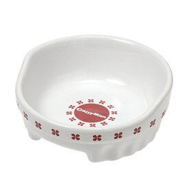 キャティーマン すべり止め付 便利なクローバー陶製食器 ミニ ドギーマン 関東当日便