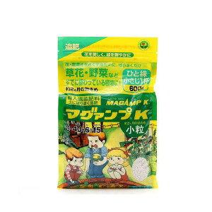 ハイポネックス マグァンプK 小粒 600g 追肥 化成肥料 緩効性肥料 草花 野菜 芝生 関東当日便