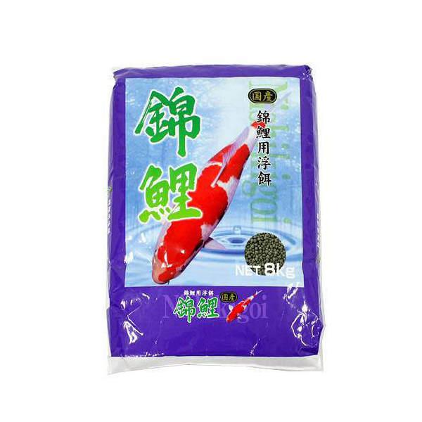 錦鯉 (浮上性)8kg 餌 飼料 お一人様2点限り 関東当日便