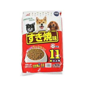 家族のごはん すき焼き味 11歳以上用 6.5kg ドッグフード 超高齢犬用 シニア 関東当日便