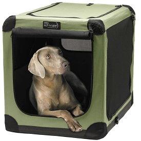 同梱不可・中型便手数料 ソフクレート n2 XL 大型犬 キャリーバッグ クレート(31.8kgまで) 才数170