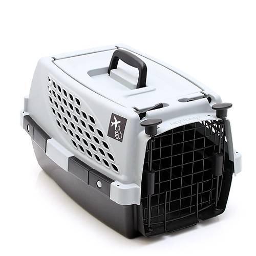 ペットスイート S グレー 犬 猫 うさぎ キャリーバッグ キャリーケース クレート(4.5kgまで) お一人様5点限り 関東当日便