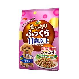 ビタワン もっちりふっくら 11歳以上 チキン・野菜入り 840g(70g×12袋) ドッグフード ビタワン 超高齢犬用 関東当日便