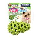 ドギーマン カムガムアミーバー ボンボン S 犬 犬用おもちゃ 関東当日便