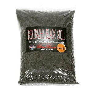 ブラックソイル フルボ(BLACK SOIL FULVIC) 5L 熱帯魚 用品 お一人様4点限り 関東当日便