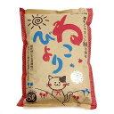 猫砂 ボンビ 紙の猫砂 ねこびより 6L 猫砂 紙 固まる 流せる 燃やせる 関東当日便