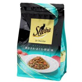 シーバ ドゥ マルシェ 彩りディッシュ 鶏ささみ・まぐろ・野菜味 900g キャットフード シーバ 関東当日便