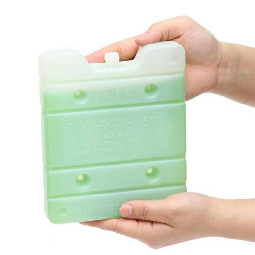 保冷剤 フリーザーアイスハード 500g 氷点下16℃タイプ ひんやり 関東当日便
